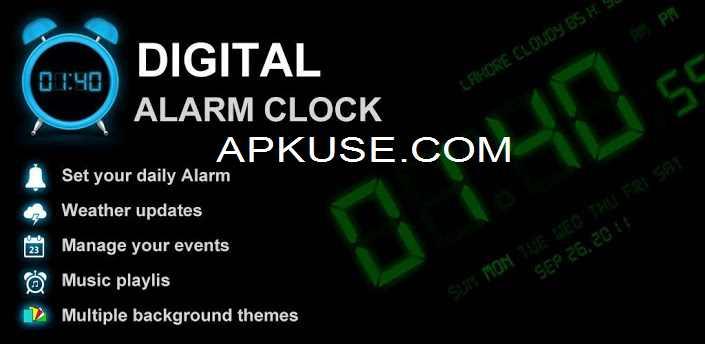 Скачать alarm clock pro android