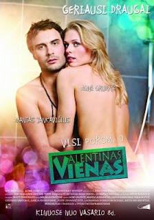 Valentinas Vienas Poster