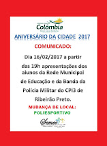 Aniversário da Cidade