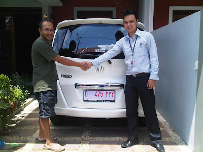 Honda Bandung Transaksi FREED