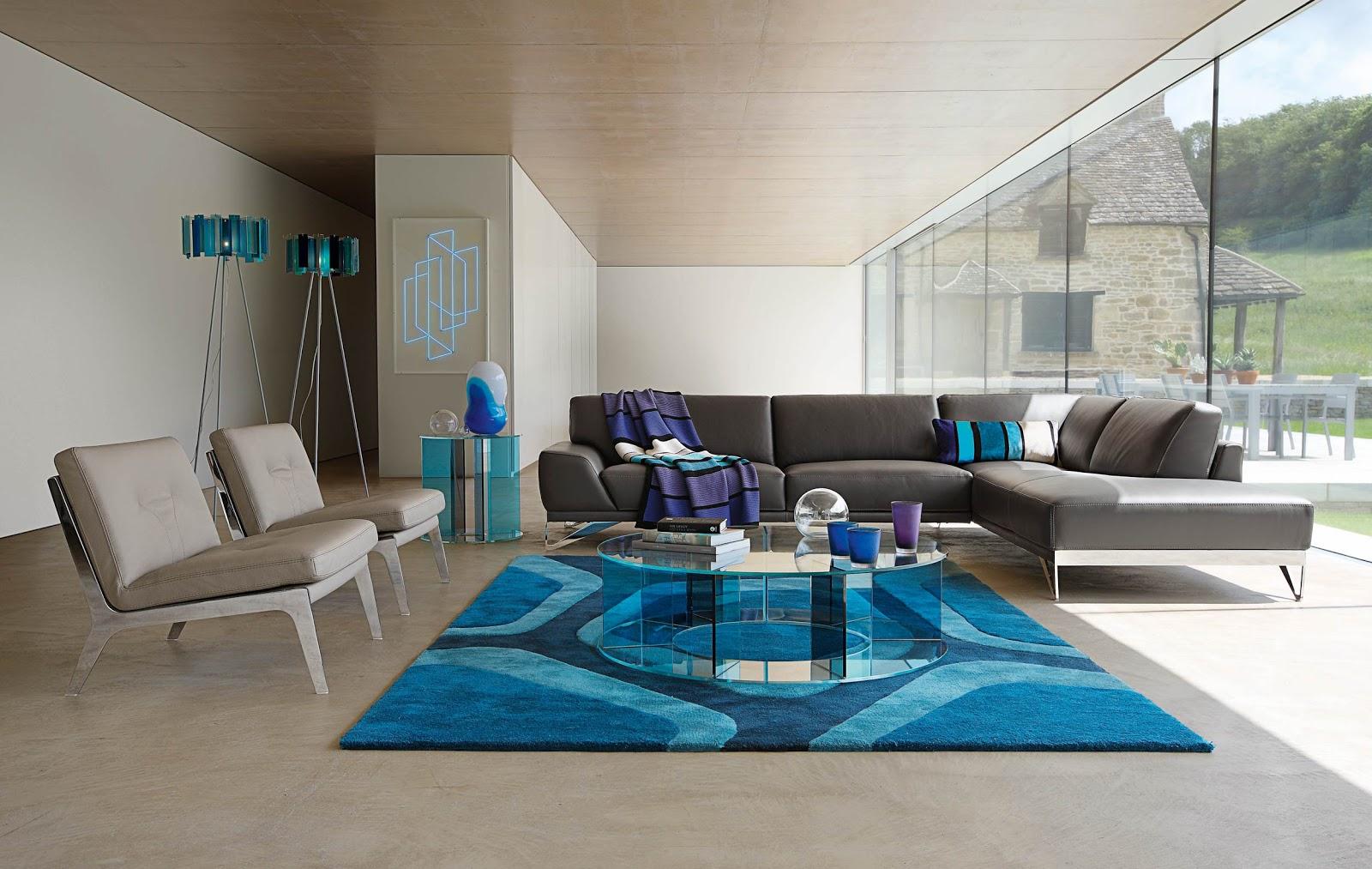 Evim in her ey 2012 2013 sonbahar k koleksiyonu roche bobois - Arredi casa moderni ...