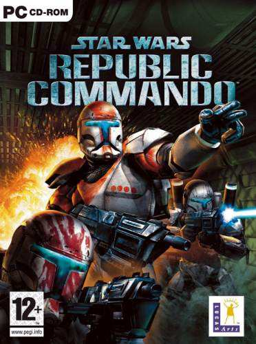 Star Wars Republic Commando PC Full Español ISO Descargar DVD5
