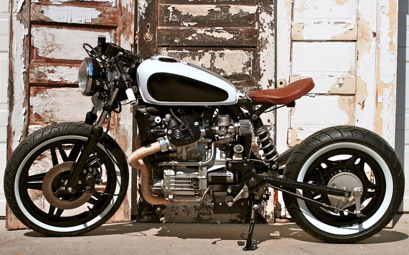 Cx500 By Magnum Opus Inazuma Caf 233 Racer