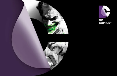 DC Comics New Logo - The Joker