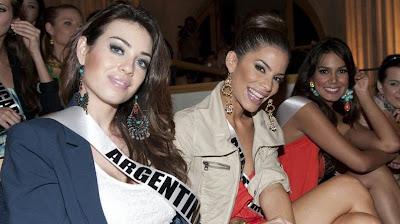 chicas del miss universo 2011