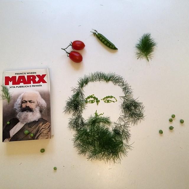 11-Karl-Marx-Bernulia-Doodle-Drawings-and-Paintings-with-Food-Art-www-designstack-co