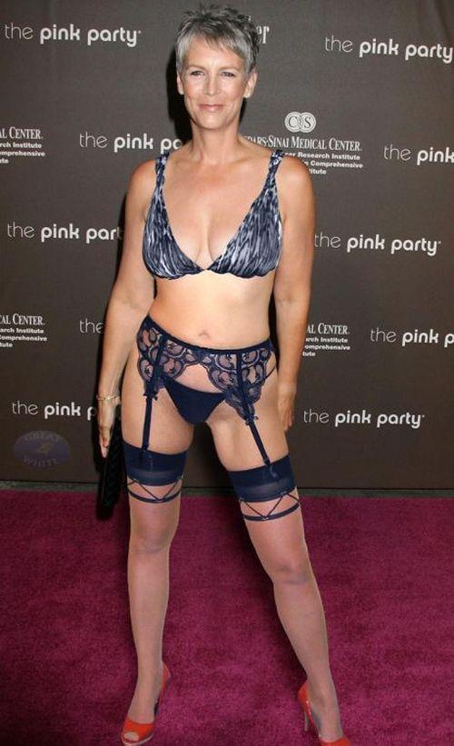 Jamie Lee Curtis Hermaphrodite Urban Legend -