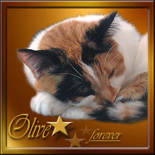 Rest in Peace, Olive