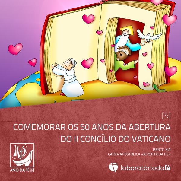 Bento XVI, Carta Apostólica «A porta da fé»