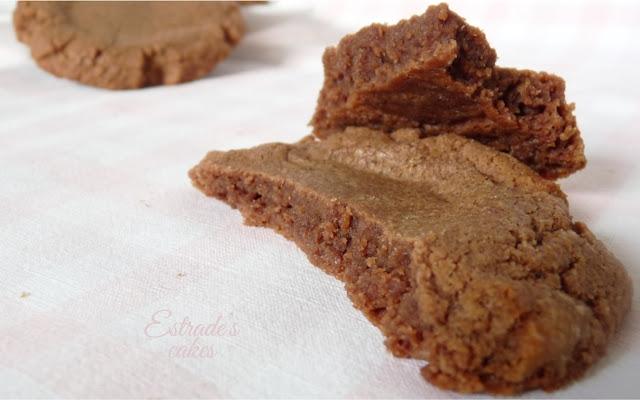 receta de galletas con Nocilla - 2