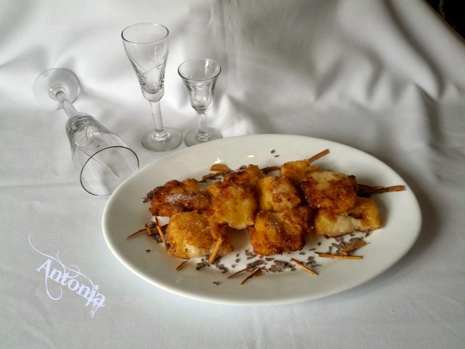 Arroz Con Leche Frito