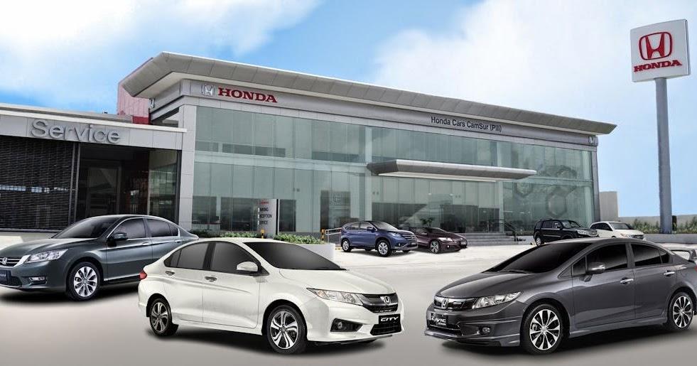 Honda cars opens in camarines sur philippine car news car reviews prices carguide ph for Honda dealership san jose