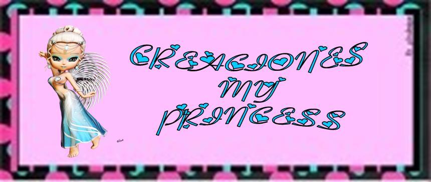 CREACIONES MY PRINCESS