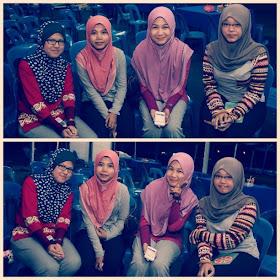Classmates + Housemates + BFF