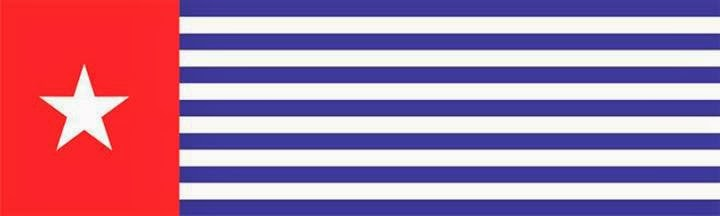 BENDERA BANGSAKU WEST PAPUA