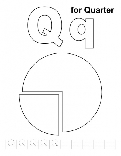 q is for queen printable coloring pages - photo #41