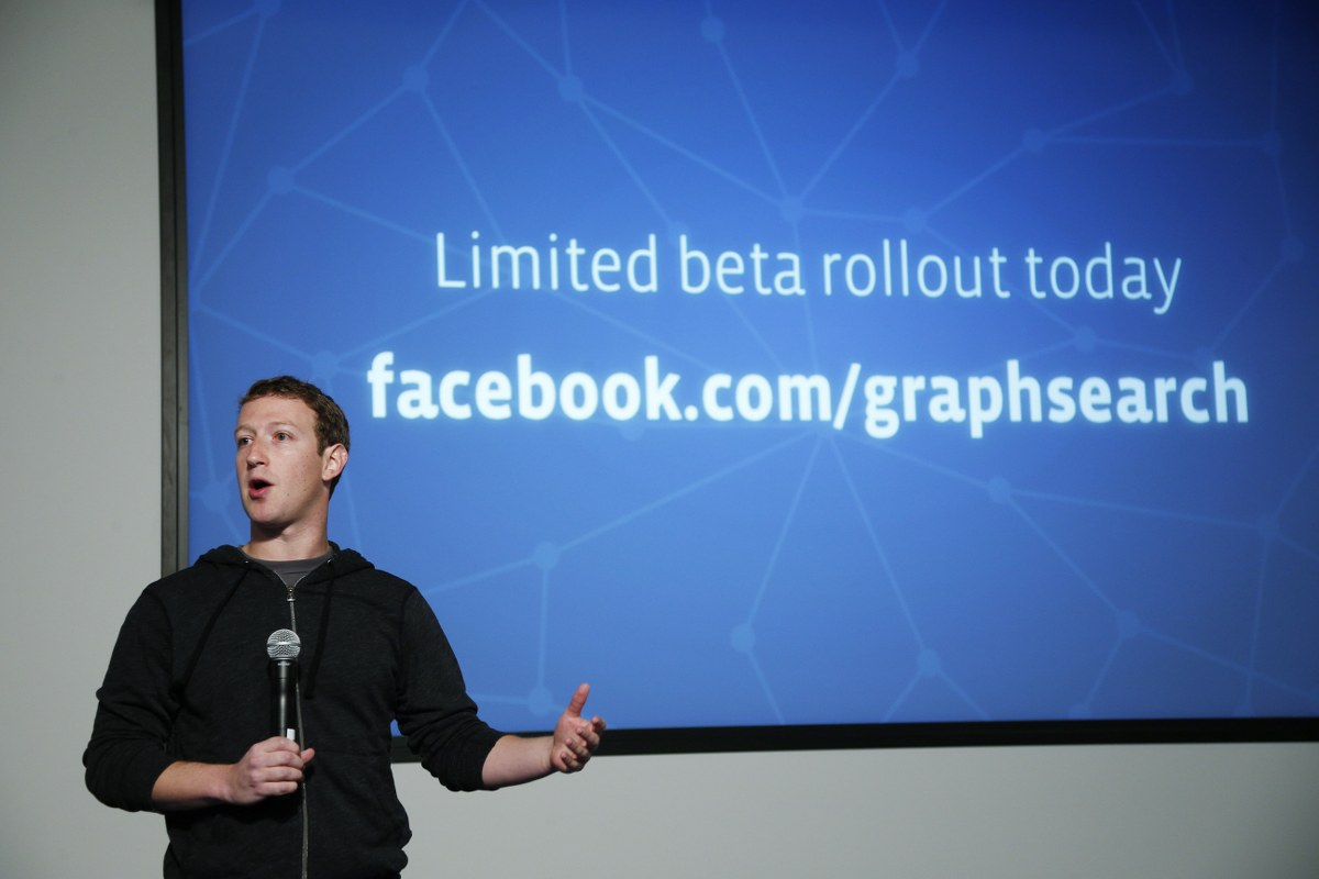 Facebook Graph Search - Facebook Launches Graph Search, A Social Search Engine, With Bing Partnership