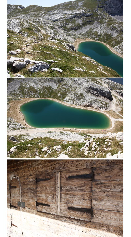 lac de la Moucherolle vercors