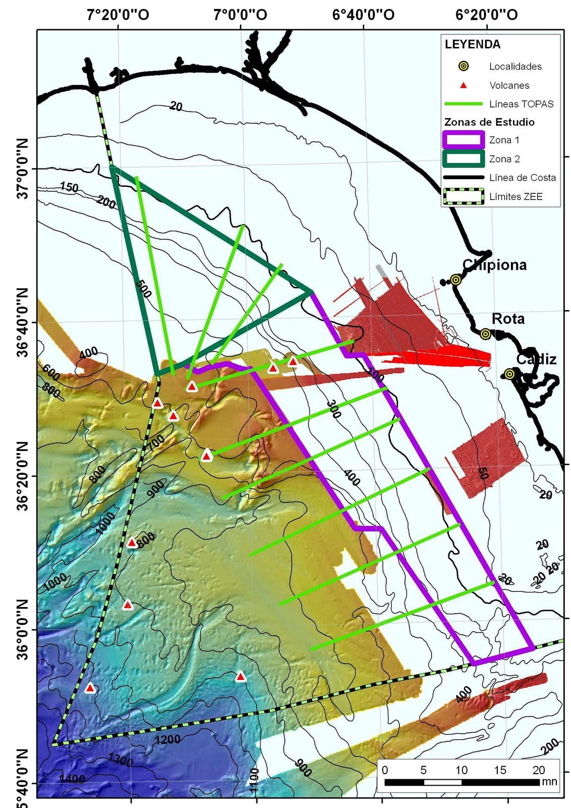 2011 ~ Geociencias Marinas