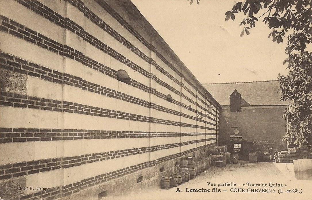 """""""Touraine Quina"""" - A. Lemoine fils - Cour-Cheverny"""