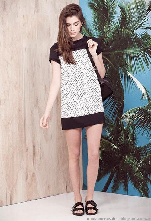 Vestidos verano 2015 Kosiuko. Moda primavera verano 2015 mujer.