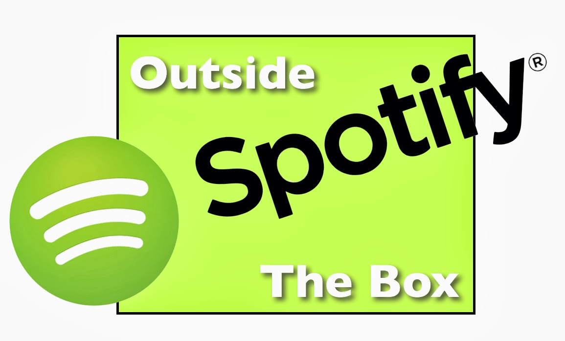 Spotify outside the box image