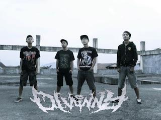 Divinny Band Metalcore bandung Foto Wallpaper Logo Cover Artwork Biodata Personil