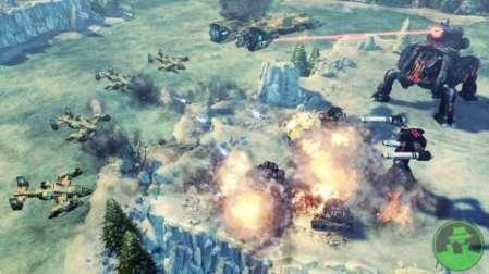 Command & Conquer 4: Tiberian Twilight FULL VERSION ( PC Game )