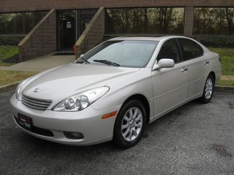 Pumpkin Fine Cars And Exotics 2004 Lexus ES330