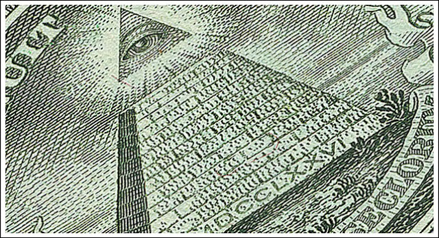The All-Seeing Eye or the Eye of Providence is the preeminent symbol and most widely recognized symbol of the Illuminati.