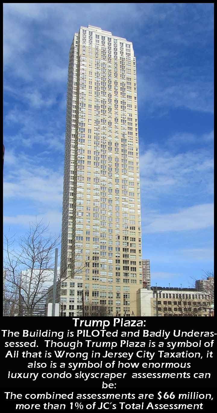 New jersey education aid why jersey city 39 s new unpiloted for Trump tower jersey city rentals