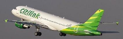 Citilink Alternatif Penerbangan Biaya Murah