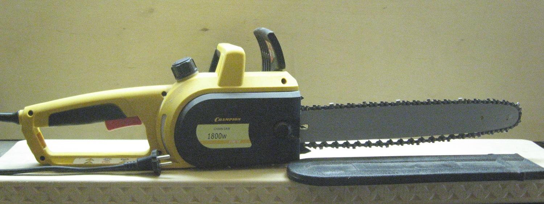 электропила цепная