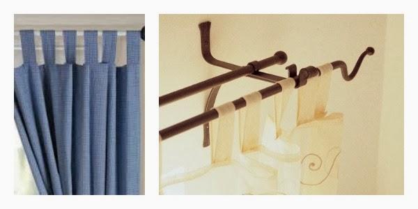 consigli per la casa e l' arredamento: montaggio tende: idee per ... - Tende Soggiorno 2014 2