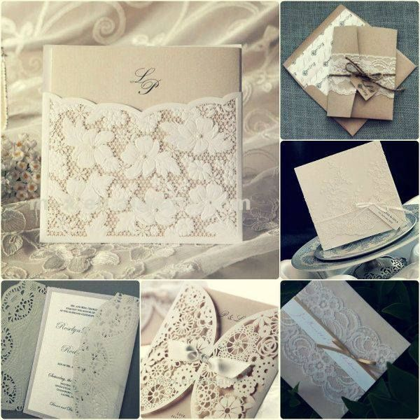 Ideas para decorar tu boda con papel kraft
