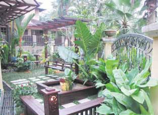 Konsep Taman Melayu Neo Nusantara