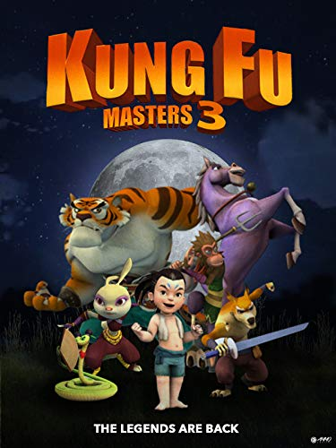 Watch Kung Fu Masters 3 Online Free in HD