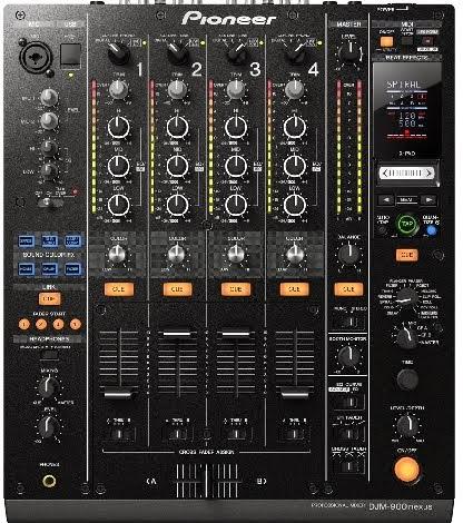 DJ set yang digunakan Armin van Buuren