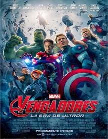 Vengadores la era de Ultron (2015)