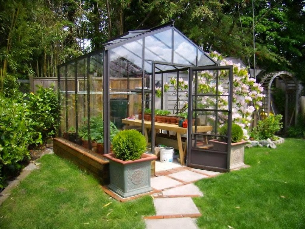 how to build a greenhouse for under 100
