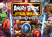 Angry Birds Star Wars Different