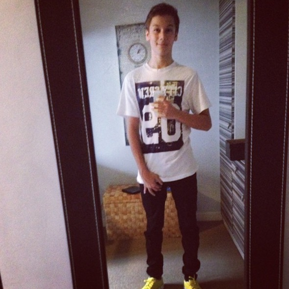 Semakin Kacak, Inilah Wajah Terkini Justin Bieber Malaysia, Qalif Khan