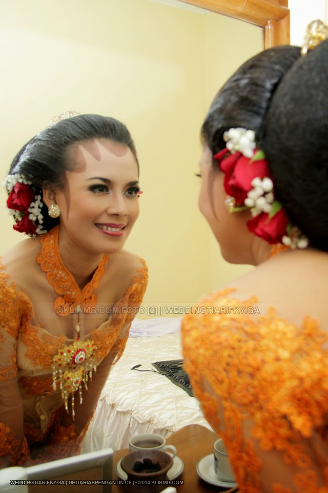PRA dan MIDODARENI TIA ANGGRAINI | Rias Pengantin oleh : DHITA Rias Pengantin Purwokerto | Foto oleh KLIKMG Fotografer Jakarta