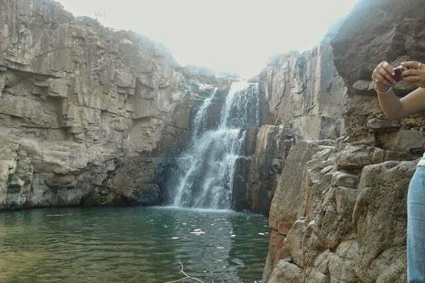 Zarwani WaterFall & Eco Campsite sight-seen