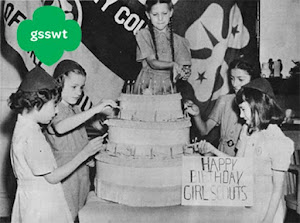 Happy Birthday, Girl Scouts!