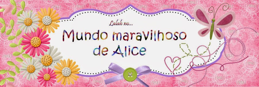 No mundo maravilhoso de Alice