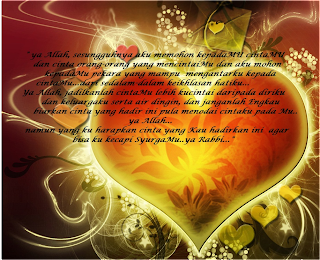 cinta nabi daud kepada allah