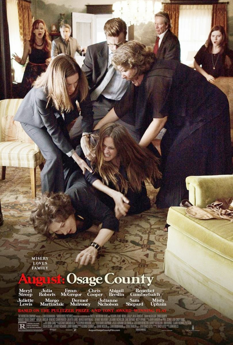 August: Osage County – DVDRIP LATINO