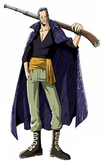 benn beckman one piece red haired pirates Bekkuman