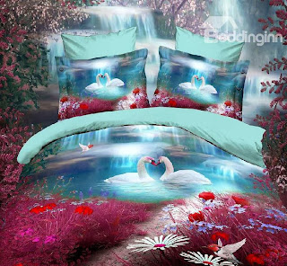 4 Piece Bedding Sets